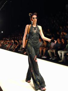 Berlin Fashion Week Miranda Konstantinidou